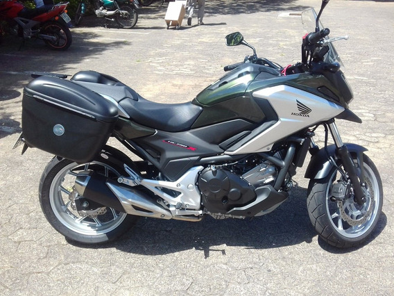 Nc 750x Zerada