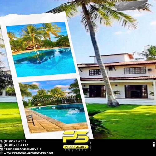 Imagem 1 de 1 de Bangalô Com 1 Dormitório Para Alugar Por R$ 360,00/dia - Centro - Tibau Do Sul/rn - Bg0027