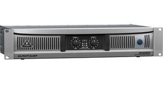 Potencia Amplificador 1200w Behringer Epq1200