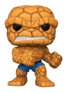 Funko Pop - 4 Fantasticos - Dr Doom - Galactus - The Thing