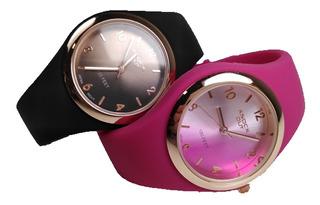 Reloj Knock Out Silicona Sumergible