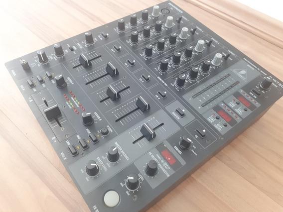 Mixer Behringer Djx 750 C/ Efeitos, 5 Canais, Mesa Djx750