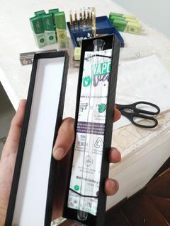 Pipa Bio Vaporizador Herbal ¡18 Centimetros Cristal Solido