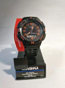 db8dda798d4c Reloj Casio Aq S800w Solar - Reloj de Pulsera en Mercado Libre México