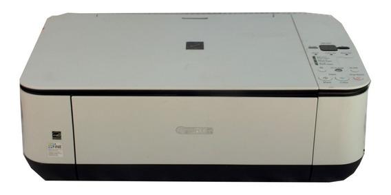 Impressora Multifuncional Canon Pixma Mp250 Sem Embalagem Usada Velocidade Iso De 7,0/4,8 Ipm Resolução 4800 Ppp A11684