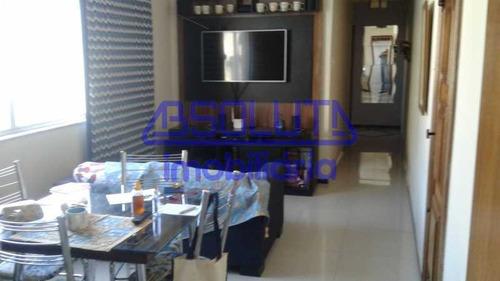 Imagem 1 de 15 de Apartamento-à Venda-rio Comprido-rio De Janeiro - 22339