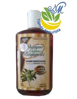 Shampoo De Bergamota Premium