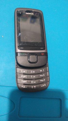 Celular Nokia C2-05 Para Retirada De Peças