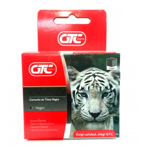 Cartucho Alternativo Gtc Hp 664 Xl Negro Garantia