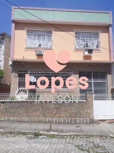 Imagem 1 de 15 de Casa Em Condomínio - 03 Quartos - Cachambi - 461743