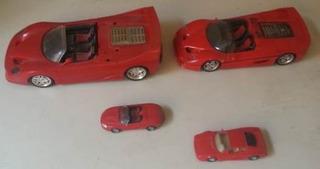 Coleção Miniaturas Ferrari - F50 E Outras Leia Descrição