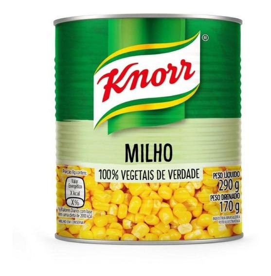 Milho Em Conserva Knorr Vegetais 170 Gr