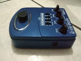 Pedal Drive Amplificador Gdi 21 Com Apoio Emborrachado