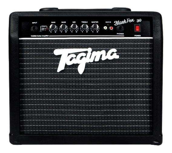 Cubo Amplificador Guitarra Tagima Black Fox 30w