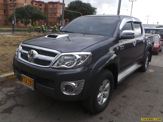 Toyota Hilux At 3000 Cc Aa Abs 4x4