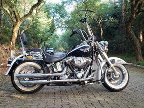 Harley-davidson Deluxe Flstn