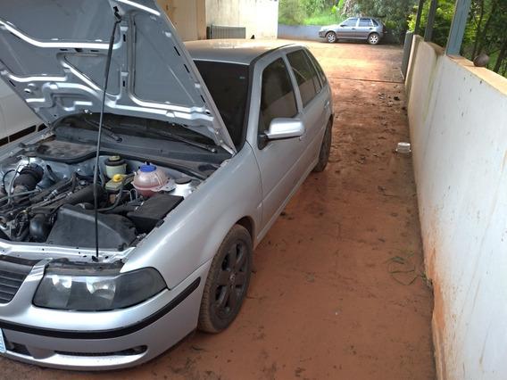 Volkswagen Gol 2.0 20v Turbo