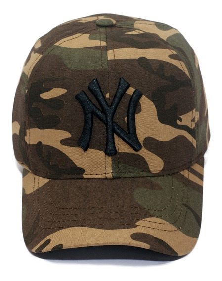 Gorro New York Yankees Visera Bordado 3 D Cool Performance
