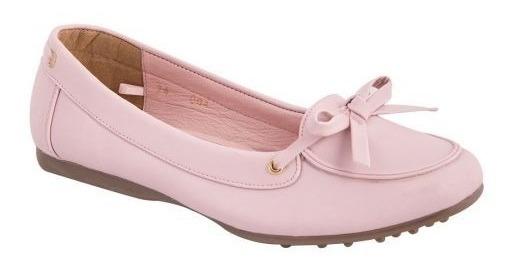 Zapato Casual Shosh 004 Rosa Ly2 Comodo Confort