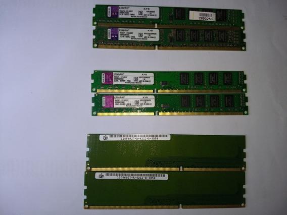 Kit Memória Ddr 3 4 Gb (2+2) 1333 Mhz 10% Off
