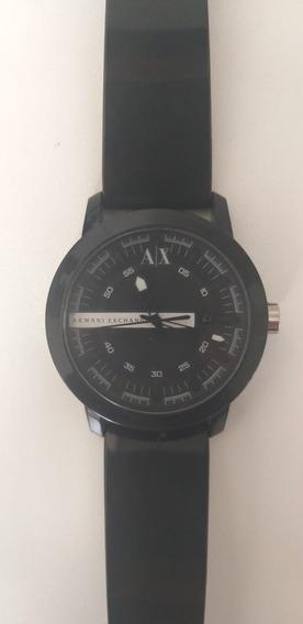 Relógio Armani Exchange Masculino Uax1239z Original Barato