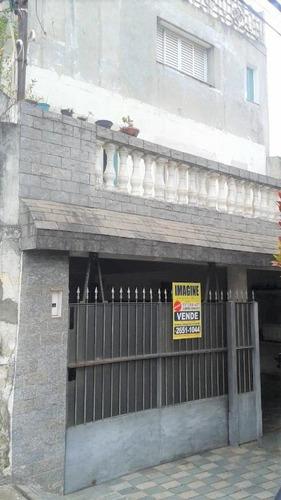 Imagem 1 de 12 de Sobrado Na Vila Matilde Com 4 Dorms Sendo 1 Suíte, 4 Vagas, 480m² - So0294