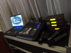 Alquiler Microfonos Inalambricos Profesionales Mano Head