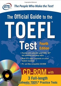 The Official Guide To The Toefl Test 4th Edition - Arquivos