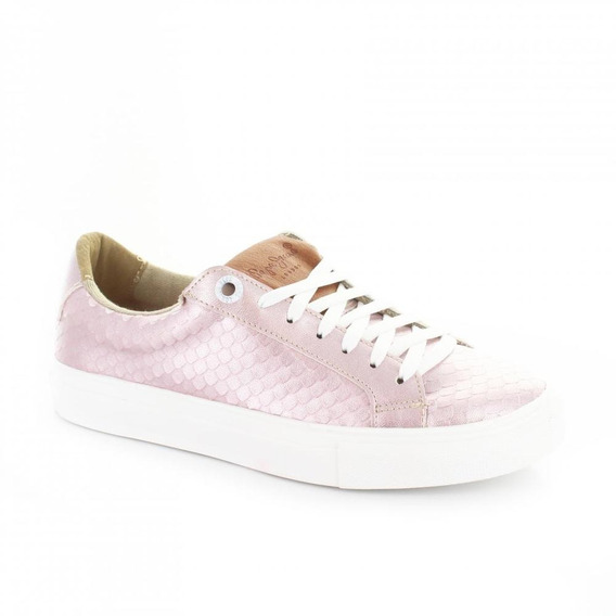Tenis Para Mujer Pepe Jeans 01202bc-049927 Color Rosa