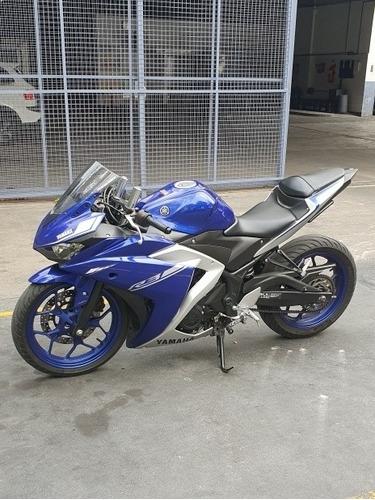 Yamaha R3 Yfz