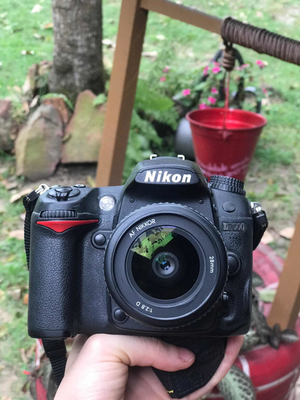Câmera Nikon D7000 Somente O Corpo Perfeita Pouco Usada