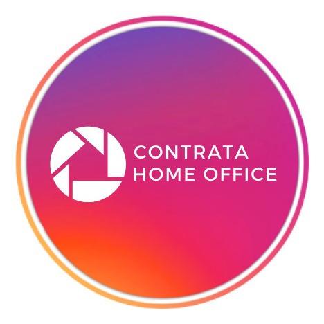 Imagem 1 de 9 de Contrata Home Office De 197,00 Por 97,00  Ou 12x De 9,70