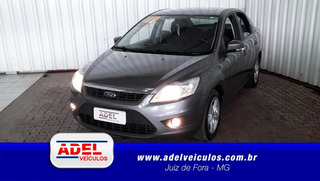 Ford Focus 2.0 Ghia 16v Flex 4p Manual