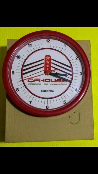 Relógios Personalizados De Parede - Promoção