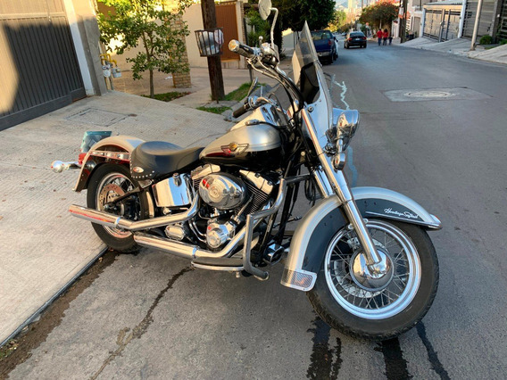 Harley Davidson Softail Heritage 2003 100 Aniversario