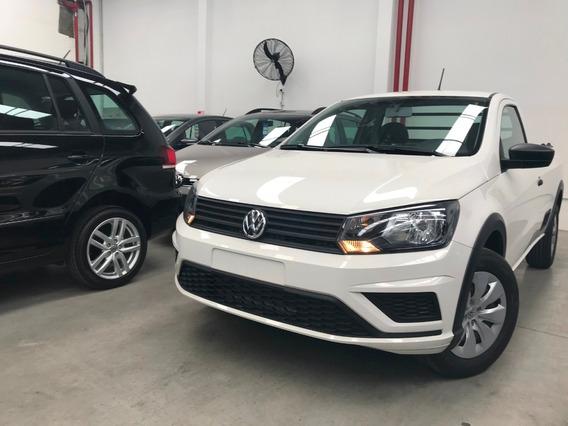 Volkswagen Vw Saveiro Cab Simple Trendline 1.6 2019 0km #a2