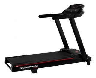 Esteira Elétrica 566bx 1.8 Premium Fitness Academia Embreex