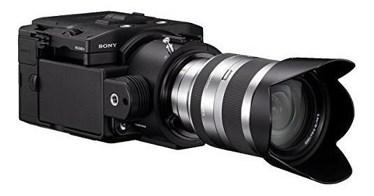 Sony Nex Fs 100 Nk E 18 - 200 Mm F3.5-6.3 Oss Nova Na Caixa