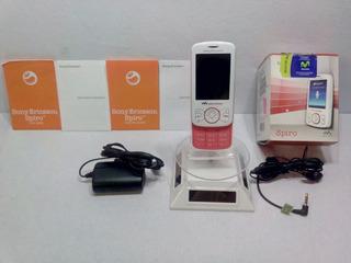 Sony Ericsson W100 (spiro) Movistar Rosa ---envió Gratis---