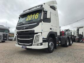 Volvo Fm 380 6x2 Ano 2016