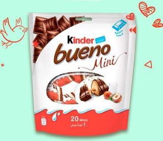 Kinder Bueno Mini 20 Piezas Ferrero Rocher Laposse Picard