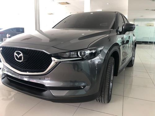 Mazda Cx-5 Grand Touring Lx At Machine Gray 5p