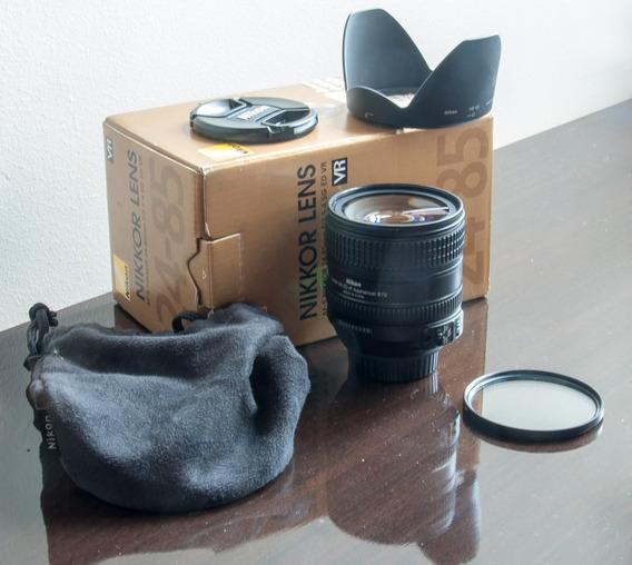 Objetiva Nikon 24-85mm