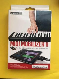 Midi Mobilizer Ii Line 6 Para iPad 1,2,3