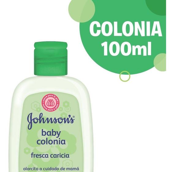 Colonia Fresca Caricia Johnson