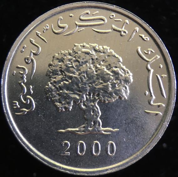 Tunez, Millim, 2000. Fao. Sin Circular