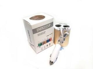 Porta Cigarrera Con Extencion Energy Cup Multi Función