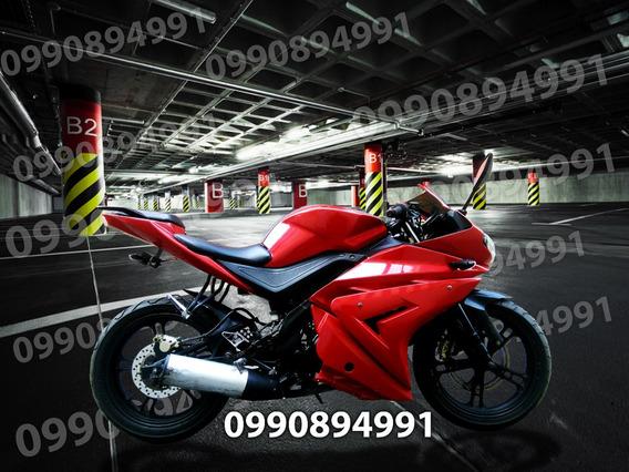 Vendo Moto Deportiva Galardi Gl250gp Negociable