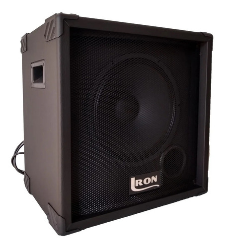 Cubo Amplificador De Contrabaixo Iron 150 Cb (12''/80w)