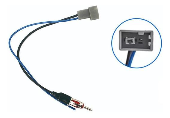 Chicote Plug Adaptador Antena Honda Fit New Civic Crv